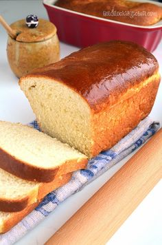The Goldilocks Kitchen: THE Best Potato Bread Changes: 4 T honey instead of sugar; 4 T butter instead of 1/2 cup.