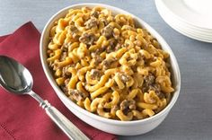 VELVEETA Cheeseburger Mac recipe