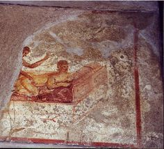 Brothel- Pompeii
