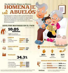 #infografia #diadeladultomayor #laimportanciadelenvejecimiento