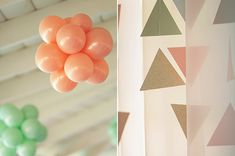 Peachy pink 1st birthday party | Jay Adores | 100 Layer Cakelet