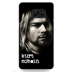 Kurt Cobain A Hole In My Life TATUM-6247 Samsung Phonecase Cover For Samsung Galaxy Note 7