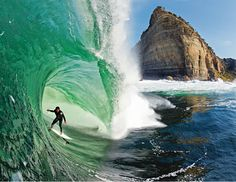 Tasmania, by Marti Paradisis #surf photo the year by Surfer Mag