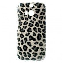 Carcasa HTC One M8 Design Animales Leopardo 11  $ 23.200,00