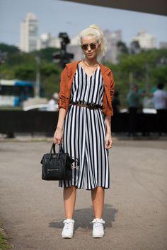 #streetstyle #spfw #ootd - São Paulo Fashion Week