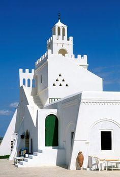 Museum, Guellala, Djerba, Tunisia