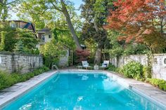 House of the week: 38 Farnham Avenue Toronto Neighbourhoods, Rooftop Terrace, Real Estate Houses, House Prices, Being A Landlord, Open Plan, Second Floor, Swimming Pools, Condo