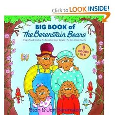 Oh how I loved the Berenstein Bears!  Need to get Lucas started ASAP.