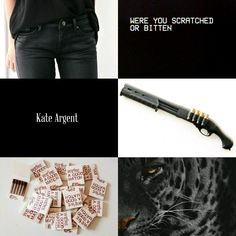 Kate Argent Aesthetic - Teen Wolf