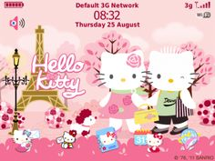 hello kitty paris - Google Search