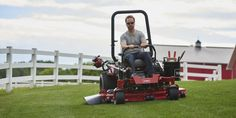 Product roundup: Mowers from Toro, all-terrain tires and Air Lift kits