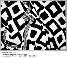 "Saatchi Art Artist Mario M Muller; , ""Cashmere Abstraction #6"" #art"