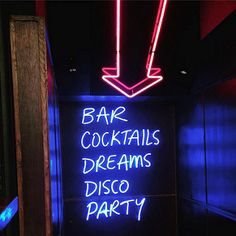 Signage #neon #neonlights | by squeezeomatic
