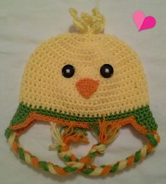 Chickie Toddler Hat