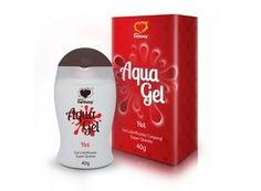 Aqua Gel  Lubrificante Hot 40G