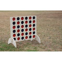 You'll love the 48 Piece Giant Block Tower Game Set at Wayfair - Great Deals on all Games & Hobbies  products with Free Shipping on most stuff, even the big stuff.