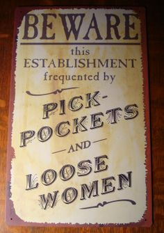 Funny Old West Signs | Details about FUNNY Country Western Old West Saloon Bar Sign BEWARE ...