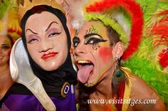Sitges Carnaval Rua Extermini Indio by Sitges - Imágenes de Sitges, via Flickr