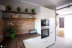 Wystrój wnętrz - Kuchnia - pomysły na aranżacje. Projekty, które stanowią prawdziwe inspiracje dla każdego, dla kogo liczy się dobry design, oryginalny styl i nieprzeciętne rozwiązania w nowoczesnym projektowaniu i dekorowaniu wnętrz. Obejrzyj zdjęcia! - strona: 2