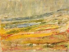 Landscape (acrylic on paper - 121115)