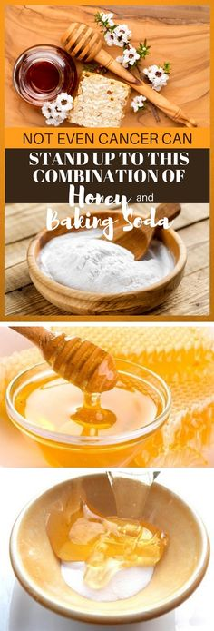 Not Even Cancer Can Stand Up To This Combination of Honey And Baking Soda