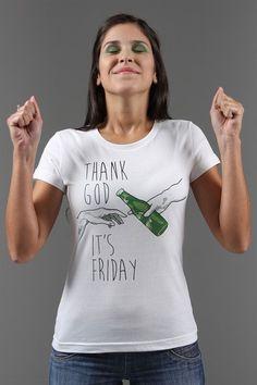 Camiseta It's Friday