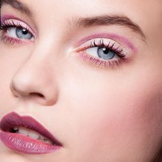 """19.2b Beğenme, 56 Yorum - Instagram'da L'Oréal Paris Makeup (@lorealmakeup): """"💕On Monday we want pink eyes 💕 #pfw Backstage look?  with @realbarbarapalvin featuring Infallible…"""""""