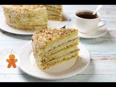 Торт Стефания - YouTube