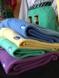 Southern Tide Polo's - Siegel's Clothing Co. Winter Park, FL