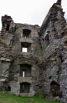 Carriganass Castle, Kealkill, Co. Cork, Ireland
