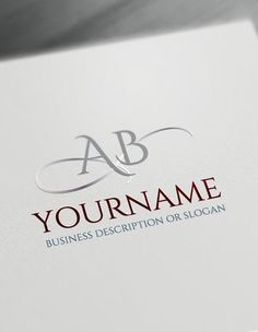 Ready made Online Initials logo template decorated with your Alphabet logo design Letter Logo Maker, Monogram Maker, How To Make Logo, Create A Logo, Cool Lettering, Lettering Design, Unique Logo, Cool Logo, Alphabet Logo