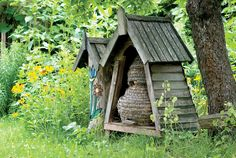 19th century beekeeping
