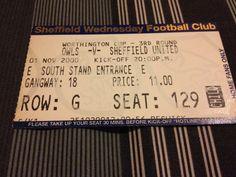 Sheffield Wednesday Football, Sheffield United