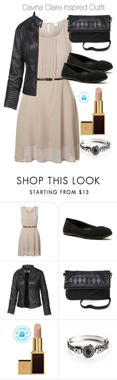 """""""The Originals - Davina Claire Inspired Outfit"""" by staystronng ❤ liked on Polyvore featuring Vero Moda, Qupid, Fat Face, With Love From CA, Tom Ford, to, TheOriginals and DavinaClaire"""