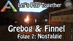 Ark: Survival Evolved - Grebog & Finnel - Folge 7: Nostalgie (deutsch)