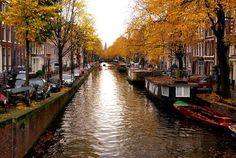 Amsterdam...Beautiful and amazing place! Wish I spent more time there...Hope to go back!