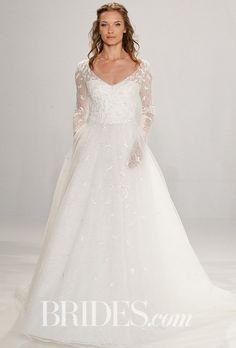 Wedding dress by Tony Ward for Kleinfeld