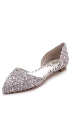 Alice + Olivia Strike again.. The Hillary d'Orsay Flats..  They will be in your closet forever!