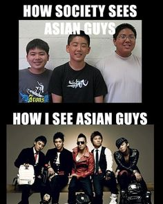 How I See Asian Guys