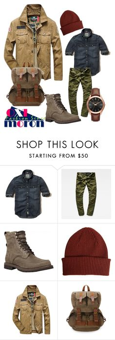 """""""Season change"""" by diamond-winstead on Polyvore featuring Hollister Co., G-Star Raw, Timberland, Paul Smith and Michael Kors"""