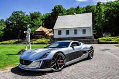 Rimac wil de nieuwe Tesla Roadster slopen