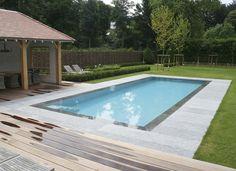 Swimmingpool Landschappelijke tuinen | Filip Van Damme
