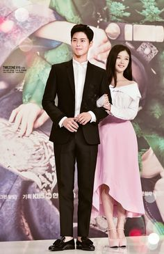 ♡ 'moonlight drawn by clouds' press conference tz민 // do not edit or remove watermark. Kim Yoo Jung Park Bo Gum, Kim Joo Jung, Park Go Bum, Moonlight Drawn By Clouds, Kim Woo Bin, Asian Celebrities, Falling In Love With Him, My Prayer, Sweet Couple