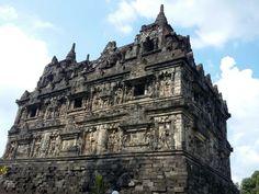Candi Sari, Yogyakarta - Indonesia