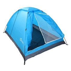 Yodo Lightweight 2 Person Camping Backpacking Tent With Carry Bag Multi * Check out this great product.