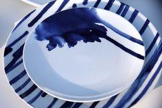 SPAL | Lançamentos Vase Deco, Vases, Blue Hour, Dinnerware, Tableware, Projects, Frankfurt, Collections, Drop