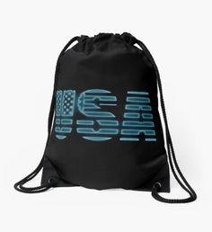 """Flowers"" Drawstring Bag by Woven Fabric, Drawstring Backpack, Backpacks, Flowers, Stuff To Buy, Bags, Handbags, Drawstring Backpack Tutorial, Taschen"