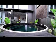 Australia's leading supplier of pre fabricated concrete plunge pools. Multiple shapes and sizes to suit even the smallest of back yards. Small Pools, Small Backyard Landscaping, Outside Showers, Outdoor Showers, Room Paint Designs, Outdoor Baths, Tub Tile, Plunge Pool, Best Bath