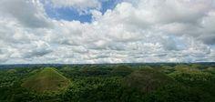 Chocolate Hills, Bohol - the Philippines