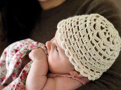 Free pattern - baby hat